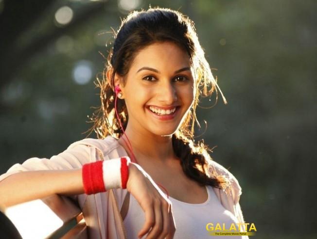 I am Glad I Don't Speak Tamil - Amyra Dastur