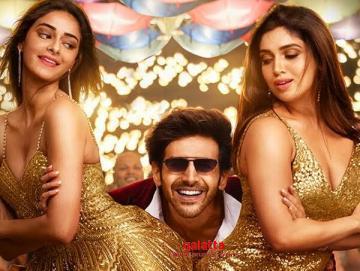 Ankhiyon Se Pati Patni Aur Woh Kartik Bhumi P Ananya - Tamil Movie Cinema News