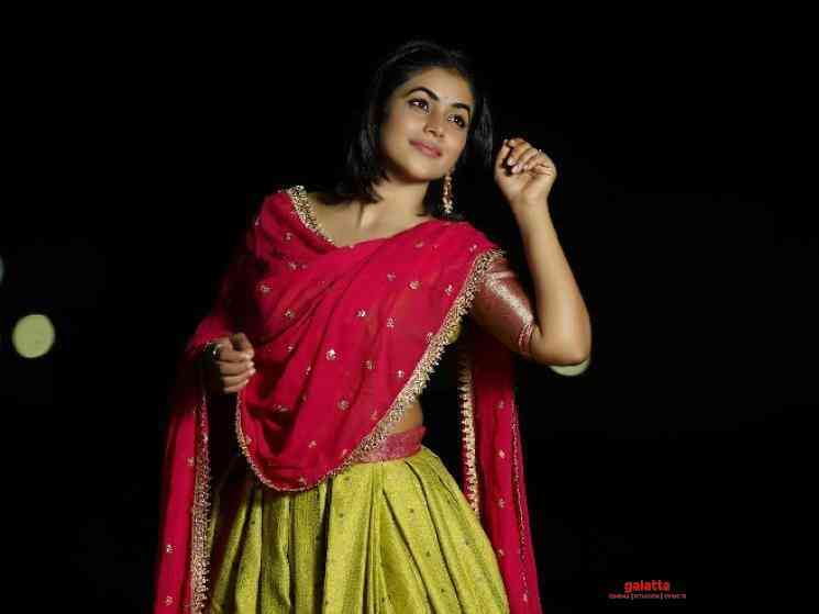 Poorna joins Kangana Ranaut Vijay Thalaivi Jayalalithaa biopic - Tamil Movie Cinema News