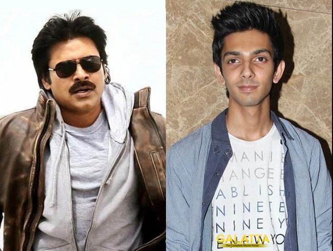 anirudh to score music for pawan kalyan's 25th - Tamil Movie Cinema News