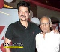 Bapu saab was my mentor : Anil Kapoor