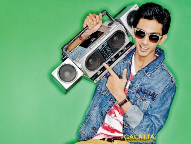 Anirudh roped in for 'Special 26' remake