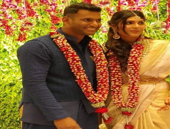 ROMANTIC Vishals first sweet message for Anisha after engagement