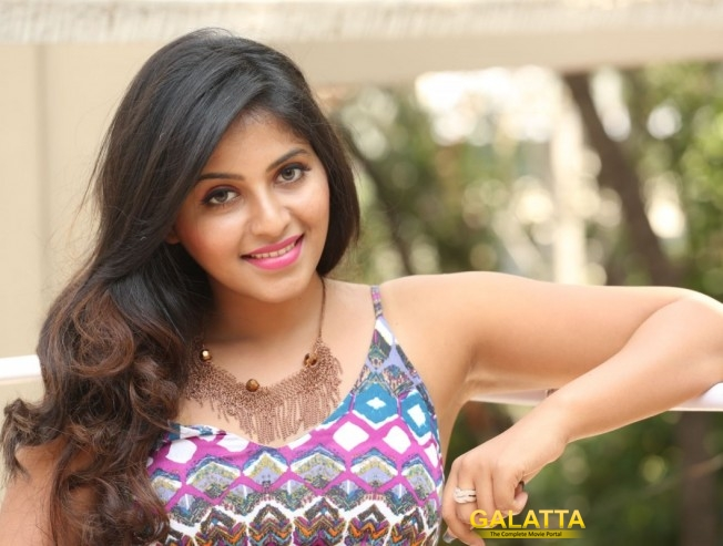 Anjali Now Has to Compete with This New Heroine?