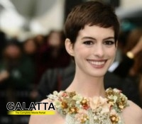Hathaway vows not to shop more this year!