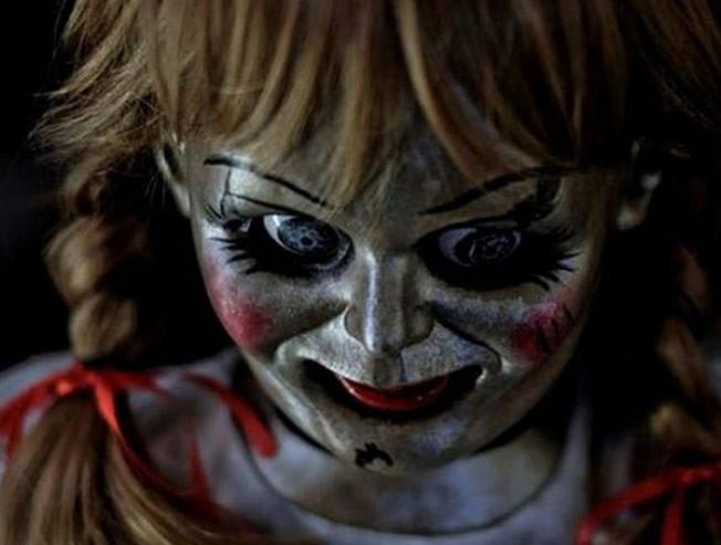Annabelle Comes Home movie teaser Conjuring universe Annabelle 3