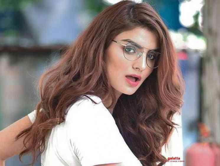Anveshi Jain to play sexologist Telugu debut Commitment - Telugu Movie Cinema News
