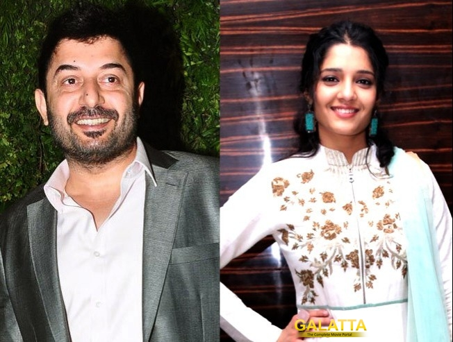 Ritika Singh to team up with Arvind Swamy