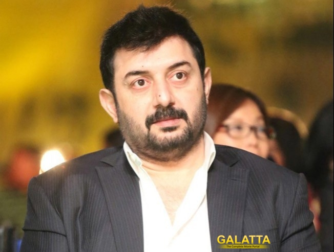 Arvind Swami off on a vacation!