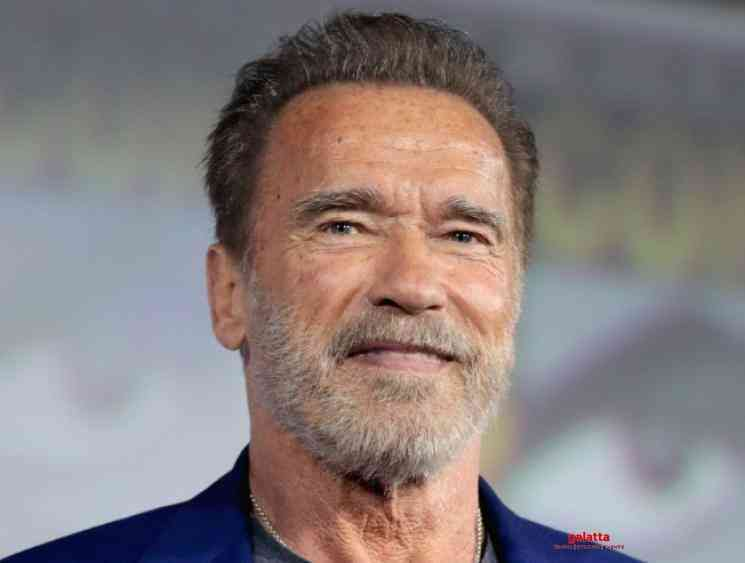 Arnold Schwarzenegger delivers coronavirus masks to hospital - Tamil Movie Cinema News