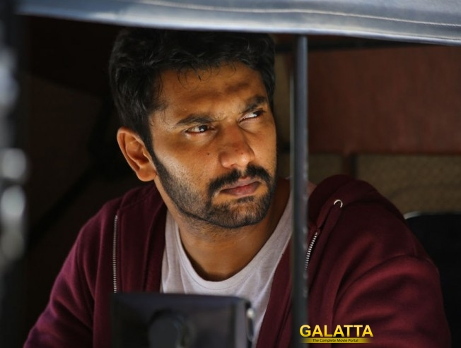 Arulnithi Reveals The Biggest Risk-Taker In Iravukku Aayiram Kangal