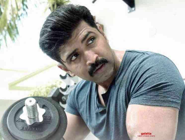 Arun Vijay's Sinam gets Rs. 45 lakhs set and enters final schedule - Tamil Cinema News