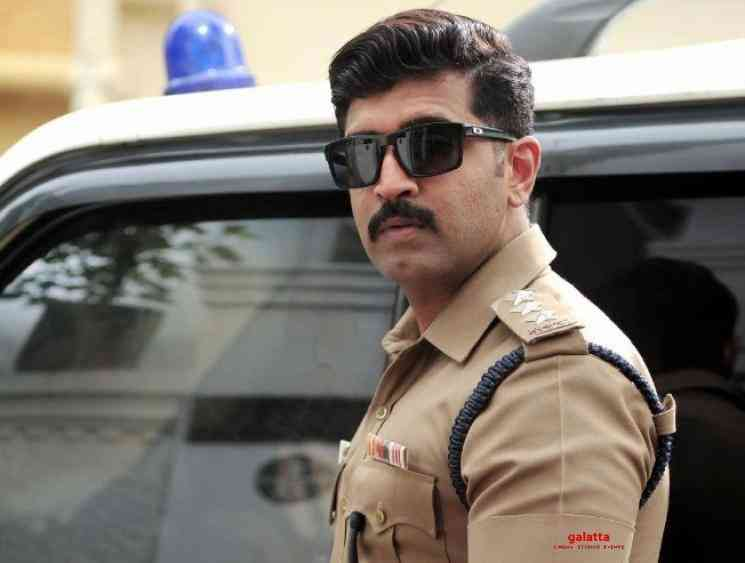 Arun Vijay Sinam shooting enters third schedule Pallak Lalwani - Tamil Movie Cinema News