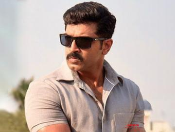Arun Vijay injury AV 30 director GNR Kumaravelan - Tamil Movie Cinema News