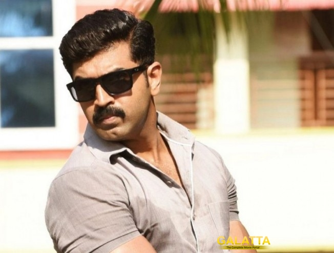 Arun Vijay Vijay Anthony Multi starrer director naveen title tomorrow