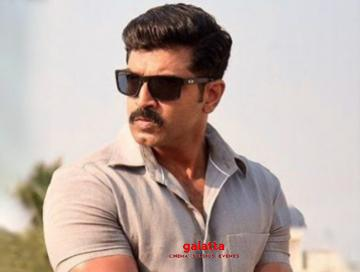 Arun Vijay new movie title Sinam director GNR Kumaravelan - Tamil Movie Cinema News