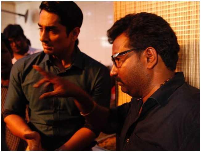 Siddharth movie Aruvam director Sai Sekhar father passes away