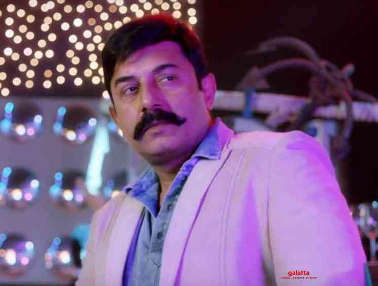 Arvind Swami cop film Vanangamudi shooting to wrap up soon - Tamil Movie Cinema News