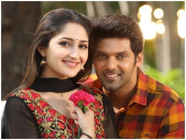 Sayyeshaa's official statement on marriage to Arya