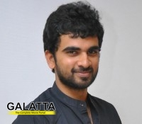 Ashok Selvan to play a physically challenged person