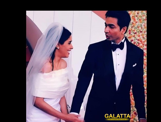 Asin Joins the Married Club