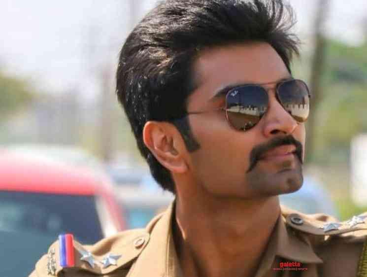 Actor Nandha Joins Atharvaa Murali Cop Thriller Movie - Telugu Movie Cinema News