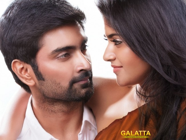 Boomerang Vaan Thodave Tamil Lyric Video Atharvaa Megha Akash