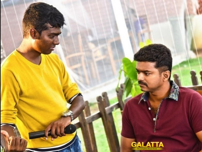 Video of Thalapathy 63 Poojai is here!
