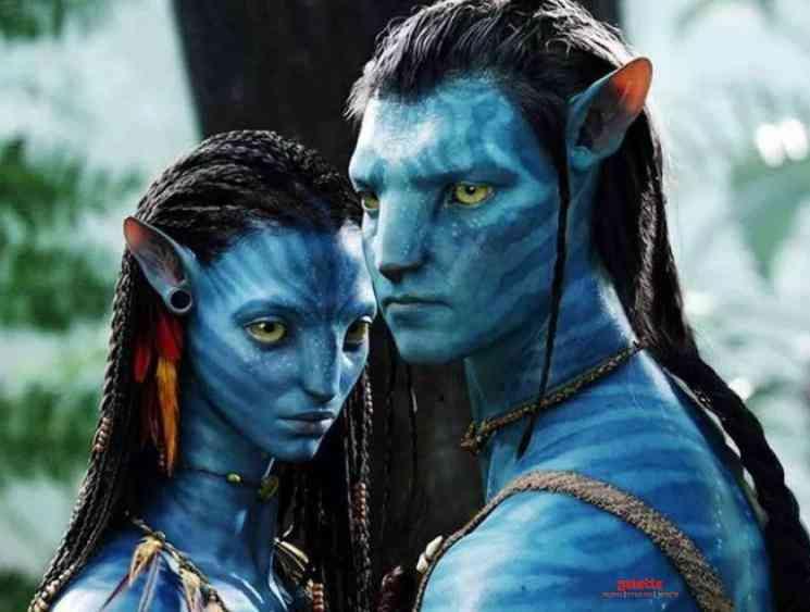 Avatar 2 first look stills released massive treat for fans - Tamil Movie Cinema News