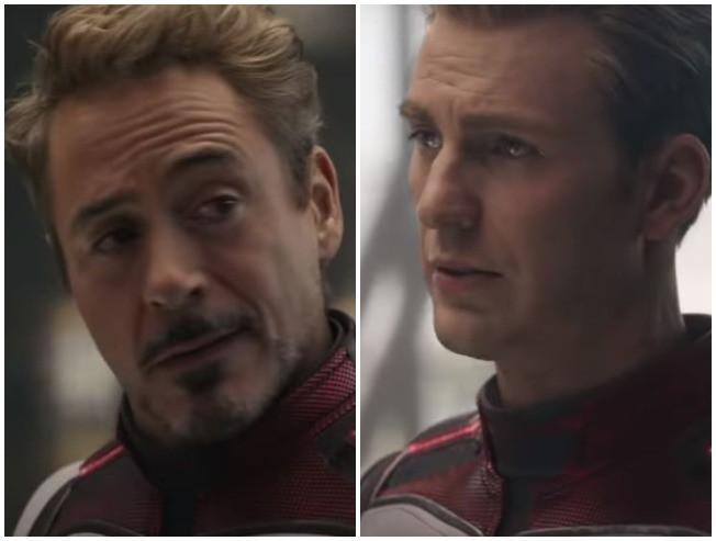 Avengers Endgame Mission TV Spot Oh Snap TV Spot Captain America Iron Man