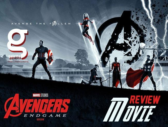 Avengers Endgame Movie Review Spoiler Free Review Endgame