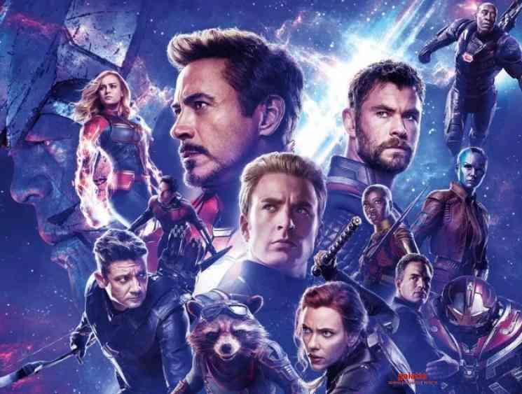 Avengers Endgame highest counter advance bookings Vettri Theatres - Tamil Movie Cinema News