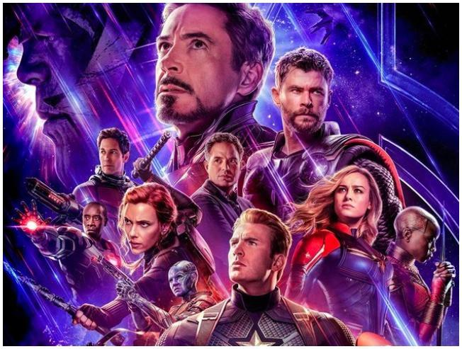 Avengers Endgame Reviews Captain Marvel Thor Hulk Captain America Black Widow - Tamil Movie Cinema News