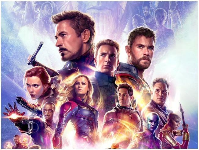 Avengers Endgame Day 1 Box Office India Collections Iron Man Thor Captain America