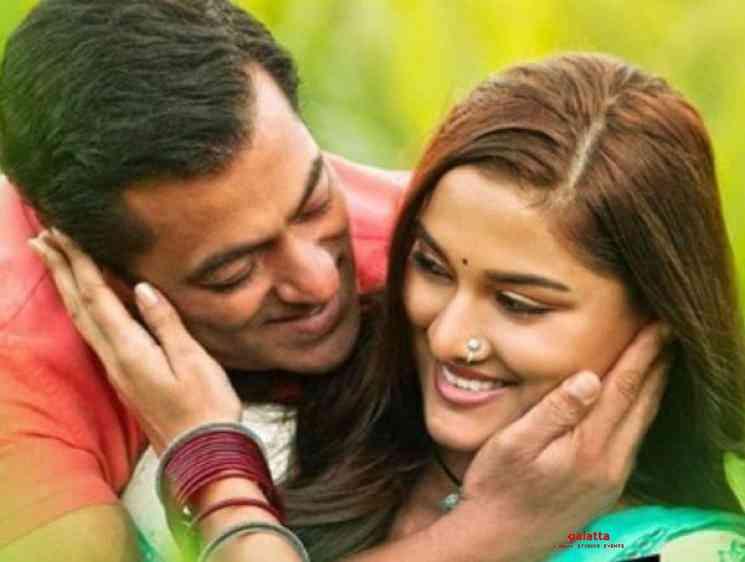 Awara Video Song Dabangg 3 Salman Khan Saiee Manjrekar - Tamil Movie Cinema News