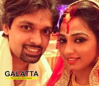 Wedding bells ring for Shreya Ghoshal