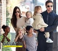 Brangelina's daughter to be the maid of honour?
