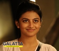Anandhi fooled by director Sarkunam!