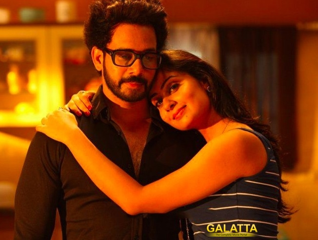 Sneak peek from actor Bharth next titled Simba directed by Arvindh Sridhar - Tamil Movie Cinema News