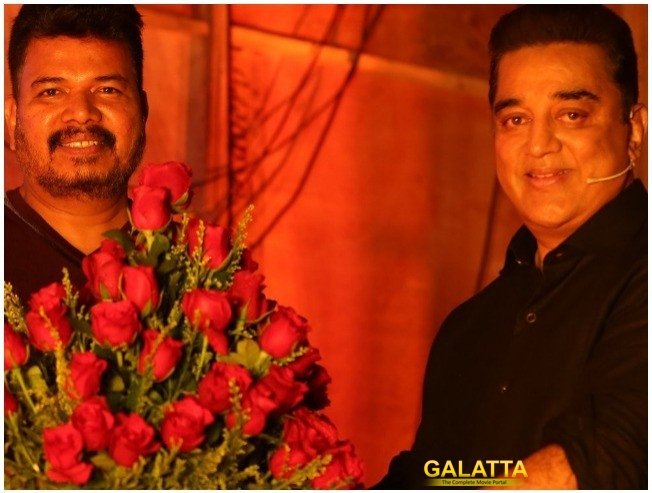 Indian 2 Adds 2 Point 0 Concept Artist Kamal Haasan Ulaganayagan