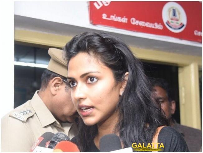 Amala Paul Sexual Harassment Complaint Leads to Businessman Arrest