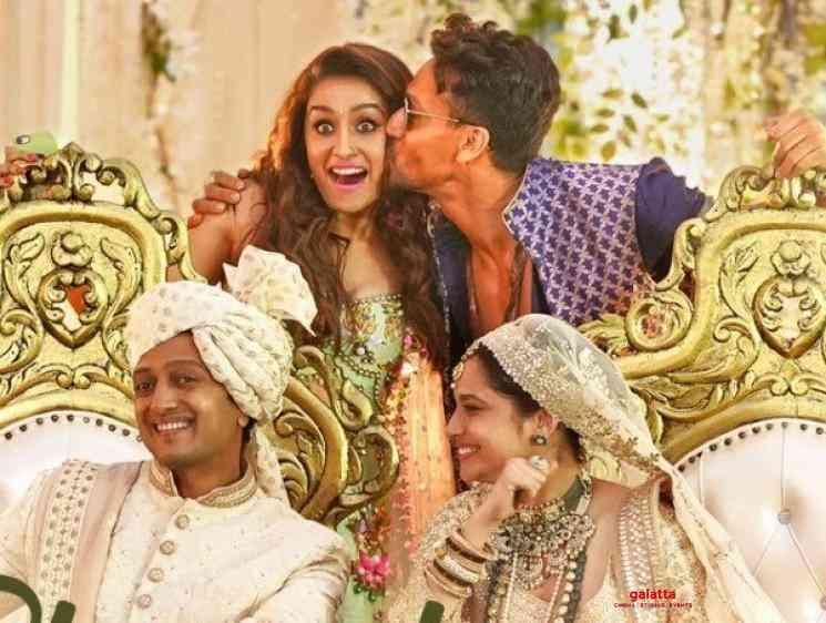 Bhankas Lyrics Baaghi 3 Tiger Shroff Shraddha Kapoor - Tamil Movie Cinema News