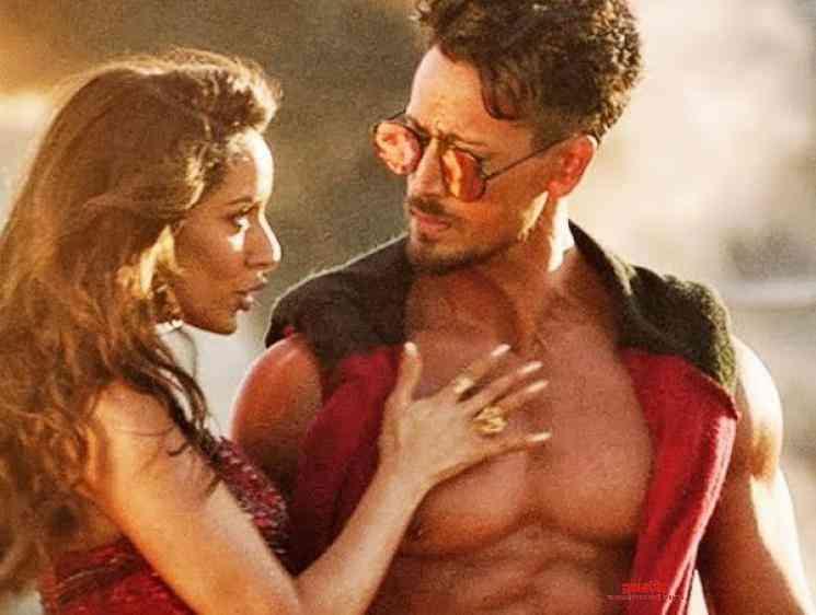 Dus Bahane New Lyrics Baaghi 3 Tiger Shroff Shraddha - Tamil Movie Cinema News