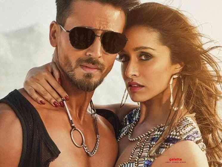 Baaghi 3 Dus Bahane Vishal Shekhar Tiger Shroff Shraddha Kapoor - Telugu Movie Cinema News