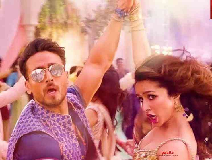 Bhankas Video Song Baaghi 3 Tiger Shroff Shraddha Kapoor - Telugu Movie Cinema News