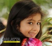 Baby Sara is Tamil Selvi in Saivam!