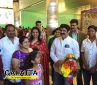 Balayya in Los Angeles