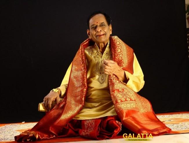 Legendary singer Balamurali Krishna is no more