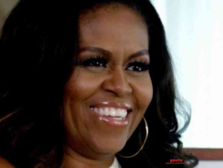 Becoming Michelle Obama New Clip Netflix - Tamil Movie Cinema News