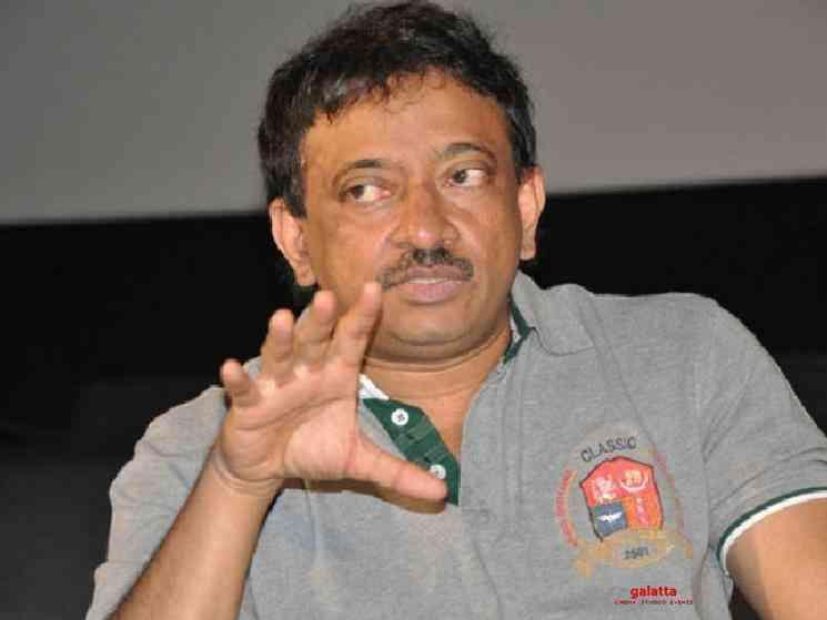 Ram Gopal Varma next movie to be on Disha rape and murder - Tamil Movie Cinema News